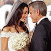 Первые официальные фото со свадьбы Джорджа Клуни
