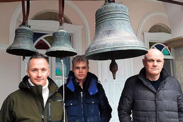 Степан провел в поездке по святым местам неделю