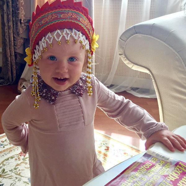 Вероника, дочь Игоря Николаева