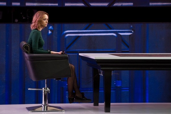 Диана Шурыгина на съемках передачи