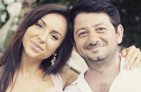 Виктория и Михаил Галустян