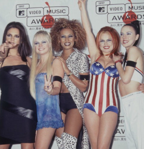 Spice Girls поедут в тур без Виктории Бекхэм