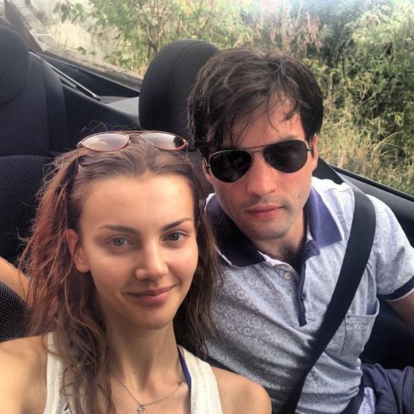 Олеся и Борис на отдыхе на «острове миллионеров» Сен-Бартсе