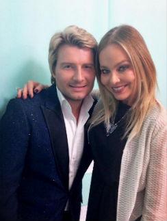 Николай Басков и Орнела Мути