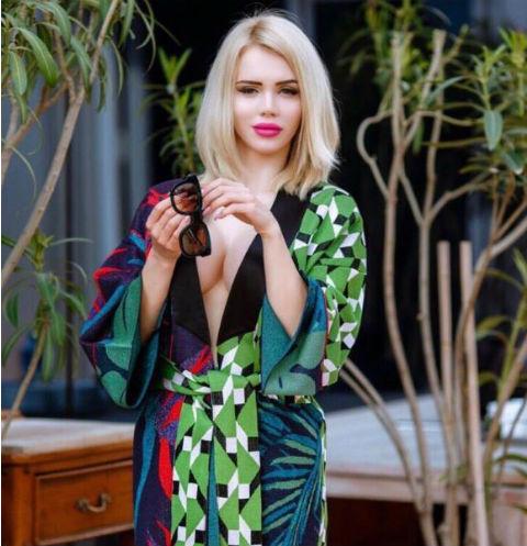 В 2011 году Катя стала самая красивой девушкой по версии сайта «ВКонтакте»