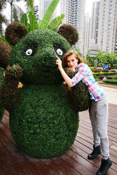 Татьяна часто приезжала в Китай по модельному контракту, но в этот раз не оформила страховку