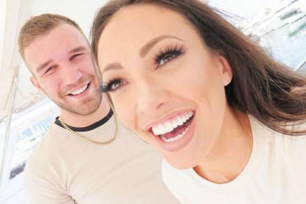 Софи и Аарон были счастливы вместе