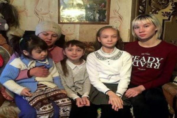 Семья Уруковых