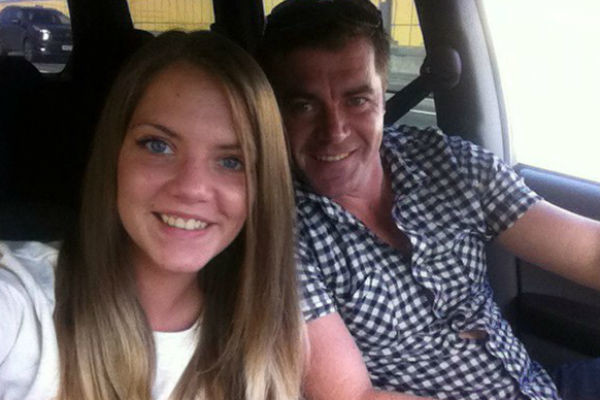Андрей очень дружен с любимой дочерью