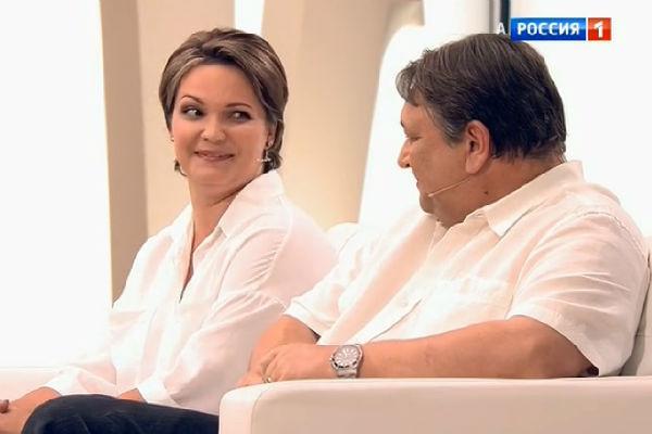Сейчас Клюквин абсолютно счастлив рядом с третьей женой Тамарой