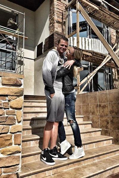 Ольга и Дмитрий счастливы, что у них появился дом