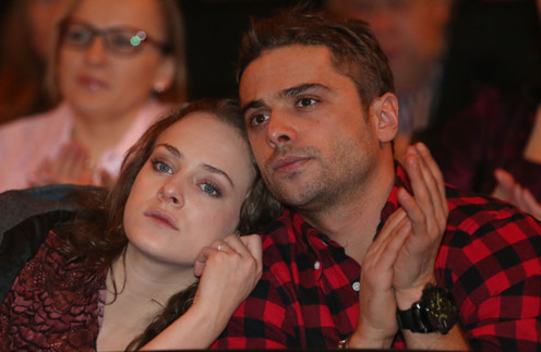 Актеры телесериала  «Интерны» Аглая Тарасова и Илья Глинников решили попробовать еще раз  создать семью