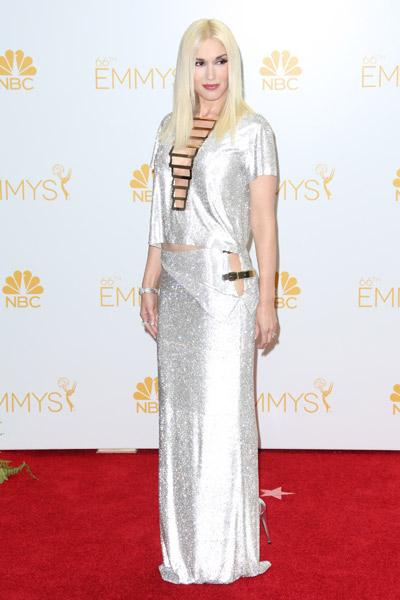 Гвен Стефани выбрала платье Versace и не прогадала