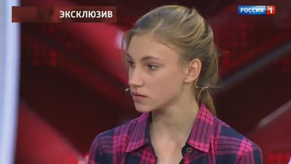 Даша Чумакова, подруга Михаила Пивнева
