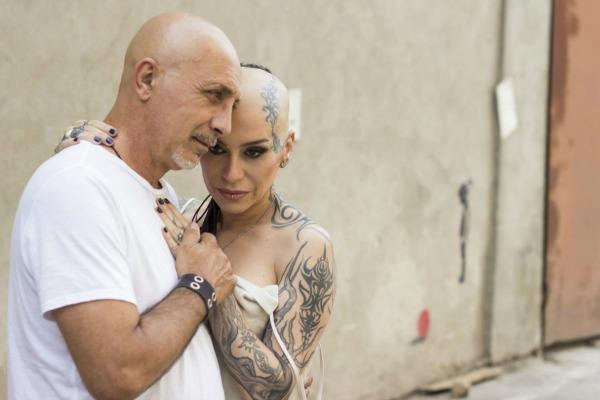 Наргиз Закирова с мужем