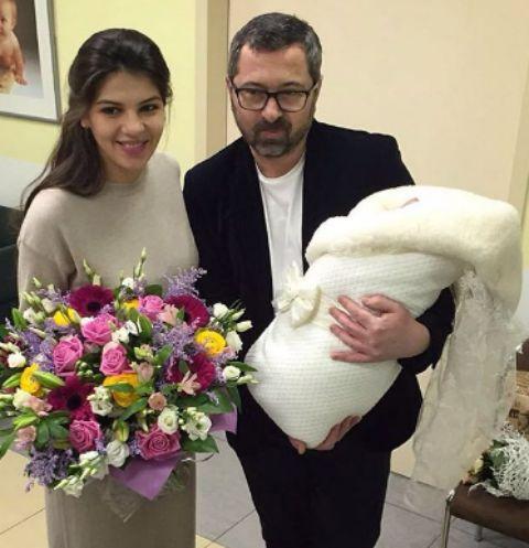 Алексей Рыжов с супругой Ириной