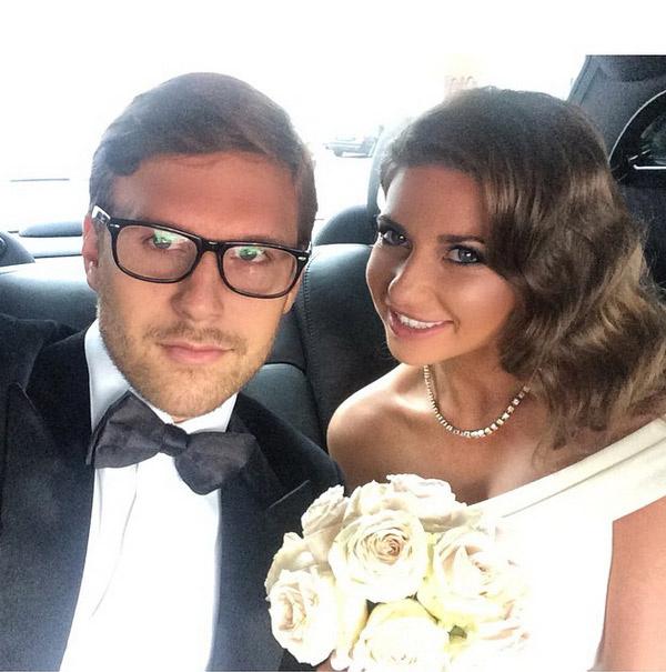 Свадебным фото поделилась мама счастливой невесты
