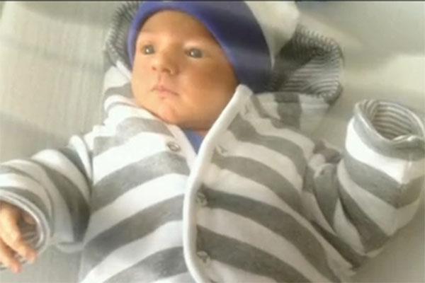 Фотографии малыша впервые показали в программе «Здоровье»