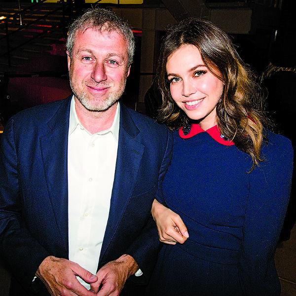 Роман Абрамович и Дарья Жукова объявили о прекращении брака в августе прошлого года