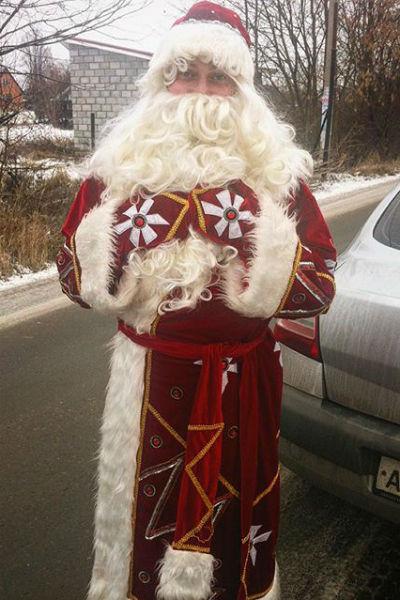 Шура готовится к Новому году
