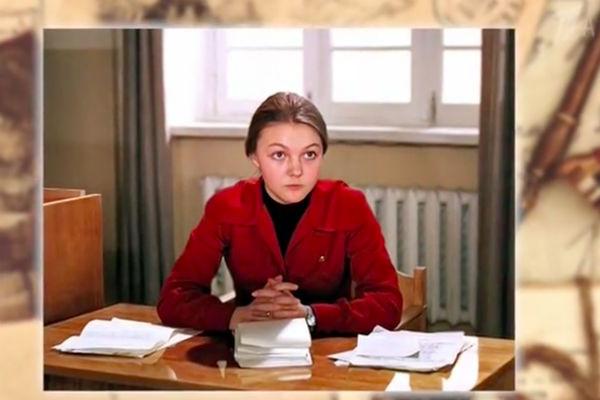 Марина Дюжева в фильме «Мимимо»