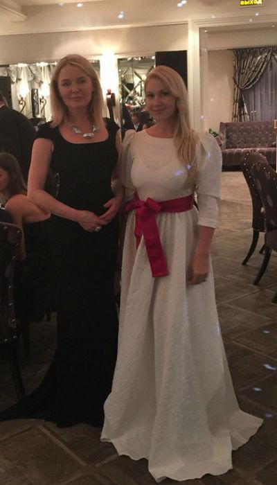 Лариса Вербицкая и Екатерина Одинцова