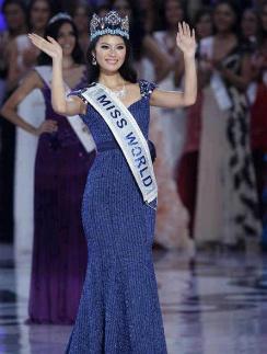 Юй Венься, новая королева красоты