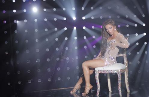 Кадр из клипа «Воспоминание»