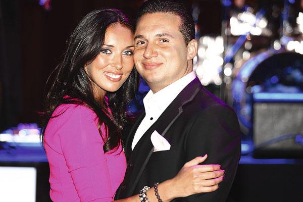 Алсу с супругом Яном