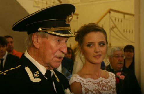 Иван Краско и его супруга Наталья
