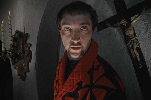 Михаил Козаков в роли злодея Педро