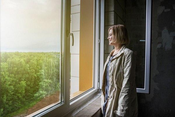 Сейчас Юлия обустраивает свою квартиру на юго-западе Москвы
