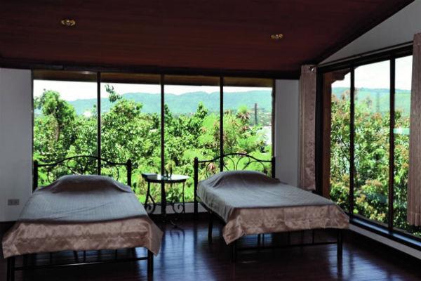 Эту тайскую клинику можно сравнить с лучшими курортами страны