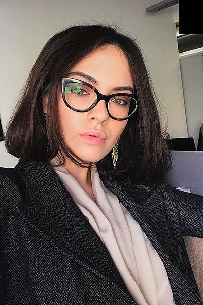 Лия, дочь Мурата Насырова