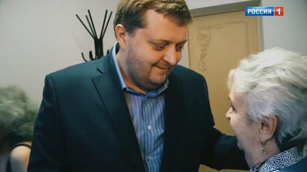 Адвокат Виктор Дворовенко, который сейчас заботится о композиторе