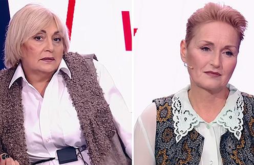 Анастасия Воронина-Франсишку и Ольга Шукшина