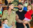 Джиган и Оксана Самойлова наслаждаются вторым медовым месяцем