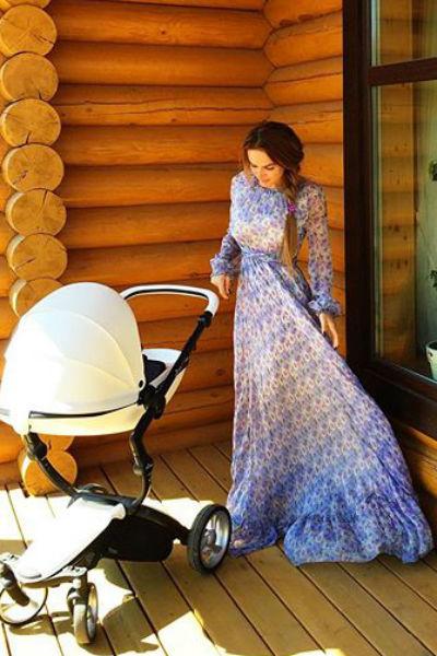 Алена задумалась о рождении второго ребенка