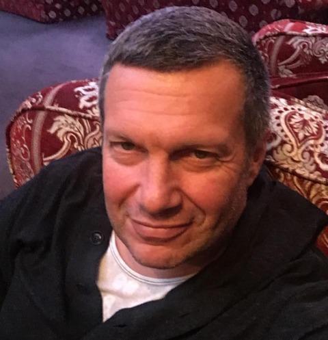 Владимир Соловьев женил сына