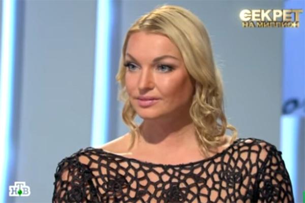 Анастасия Волочкова не захотела, чтобы ее дочь носила фамилию Вдовина