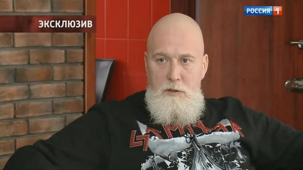 Художник Дмитрий Виноградов