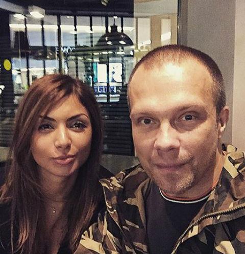 Dj Грув и Дениза Ватпатрикова