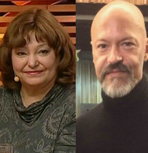 Наталья и Федор Бондарчук
