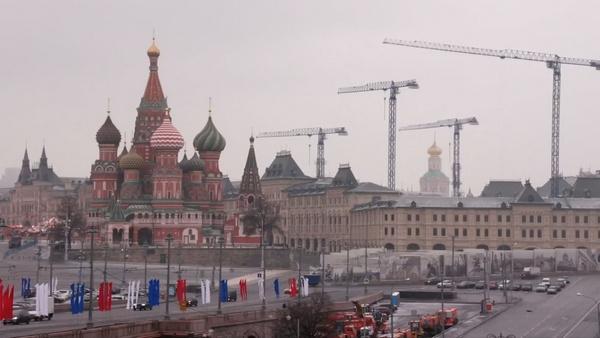 Владимир Путин переехал в Москву в 1996 году
