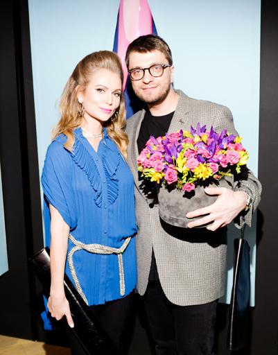 Ольга Ломака и Олег Тарнопольский