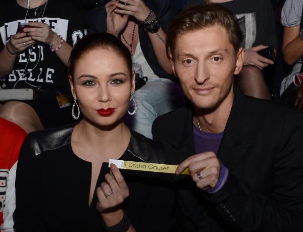 Последний раз совместные фото пары были сделаны три года назад на премии МУЗ-ТВ