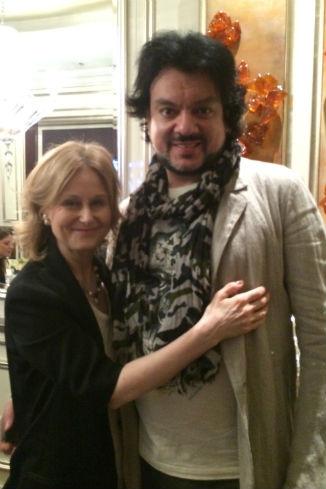 Дарья Донцова и Филипп Киркоров