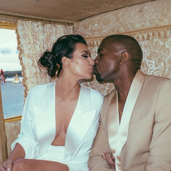 А это фото Ким назвала «Сказка»