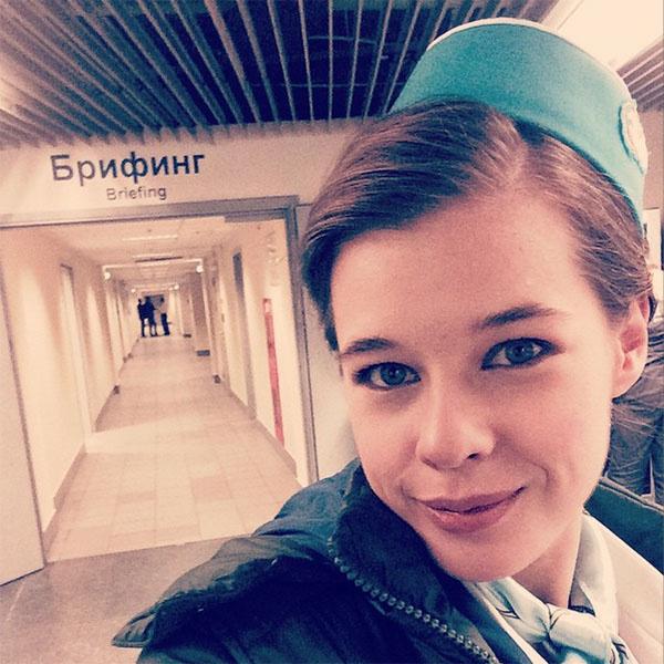 Катерина Шпица на съемках страдала от холода
