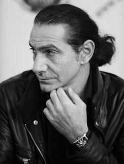 Французский хореограф Режис Обадиа